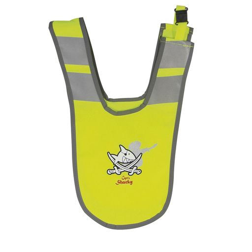 COLLAR KIDS CAPT'N SHARKY reflective collar