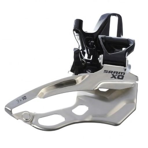 X0 - front derailleur High Direct Mount 10-speed/triple