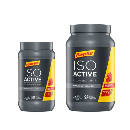 ISOACTIVE drink powder