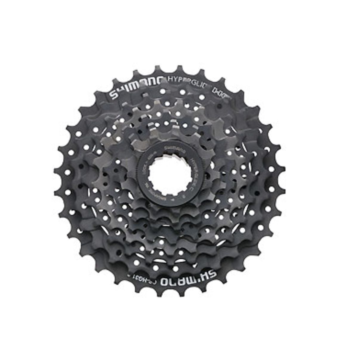 CS-HG 31 8-speed cassette