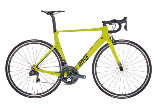 ROSE XEON CW ULTEGRA Di2 second-hand bike