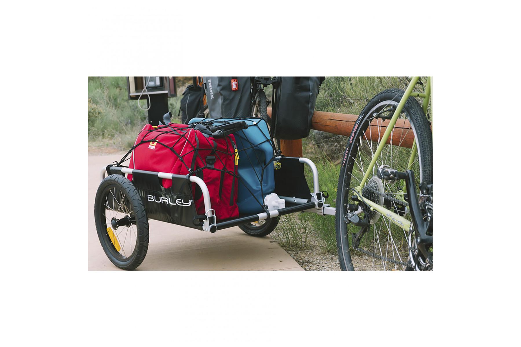 burley bee bike trailer manual